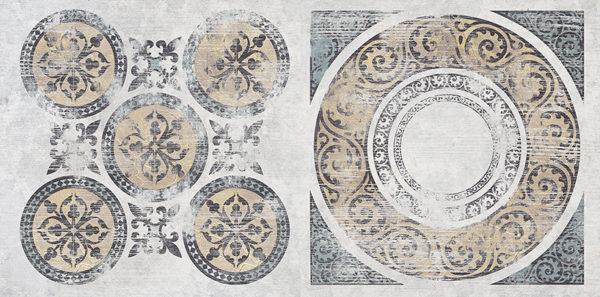 Минеральные полы Pompei Gold