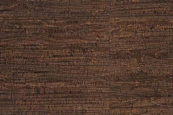 Замковый пробковый пол Tweedy Wood Coffe - купить