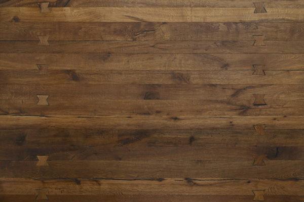 Паркетная доска Oak brick nail