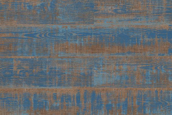 Замковый пробковый пол Cavansite Blue