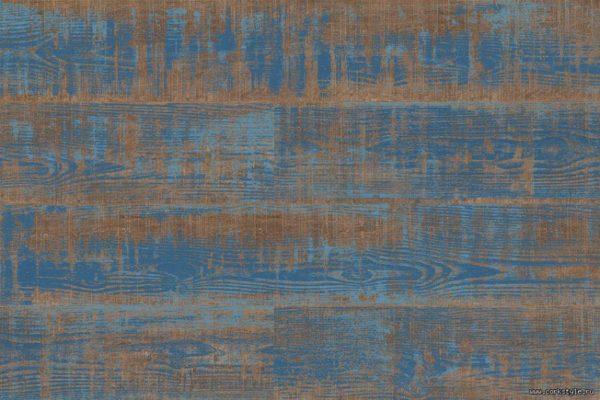 Клеевой пробковый пол Cavansite Blue