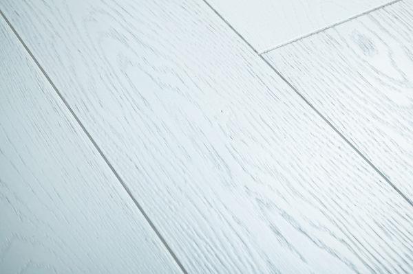 Дуб Белый натур инженерная доска 3-х слойная 16 мм