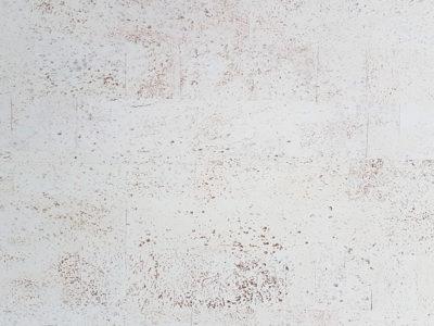 Замковый пробковый пол Fantasie 8 Extra White - купить