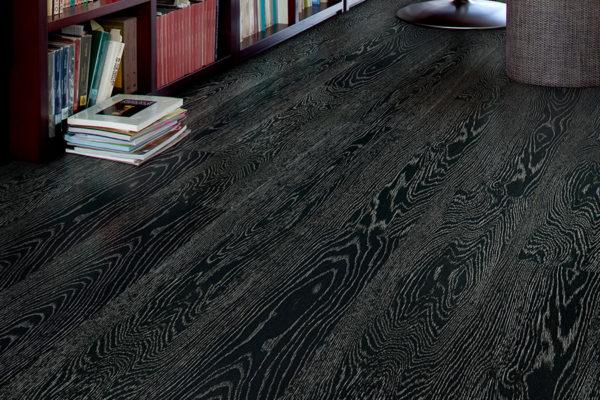 Клеевой пробковый пол Oak Chalk