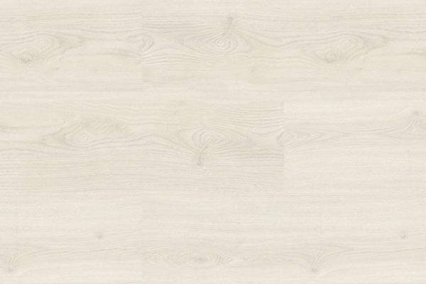 Замковый пробковый пол OAK Polar White