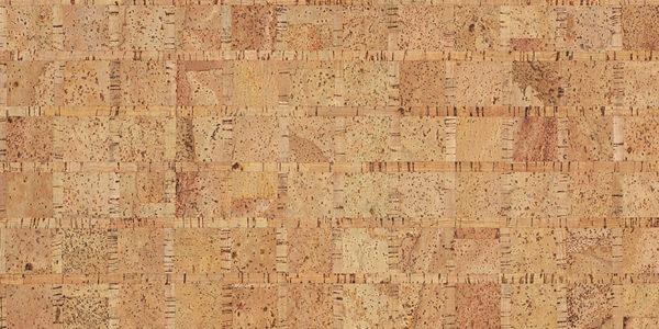 Клеевой пробковый пол Mosaik - купить