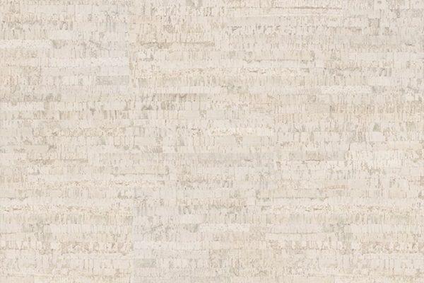Замковый пробковый пол Linea White
