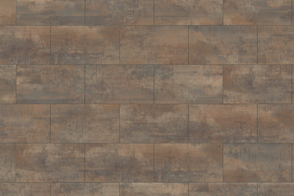 Металл бронзовый - ламинат EGGER на основе влагостойкой ДВП плиты UWF высокой плотности с двойным защитным покрытием