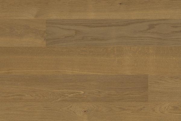 Паркетная доска TrendPark Oak slightly smoked Crema 15* B-Protect