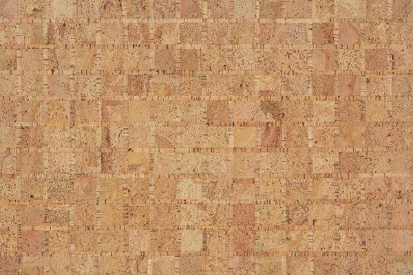Клеевой пробковый пол Mosaik