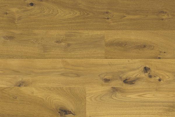 Клеевой пробковый пол Oak Knotty
