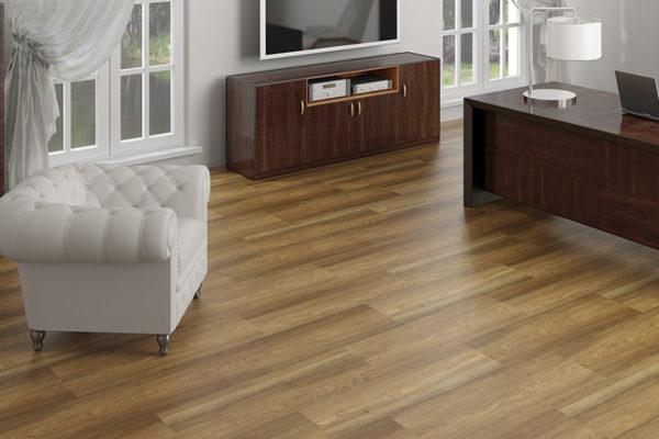 Замковый пробковый пол Oak Floor Board