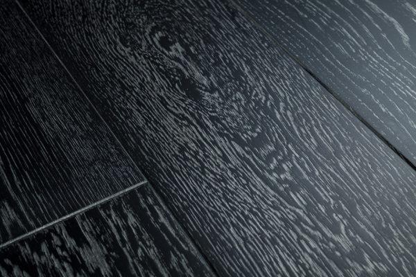 Массивная доска Дуб Черный натур