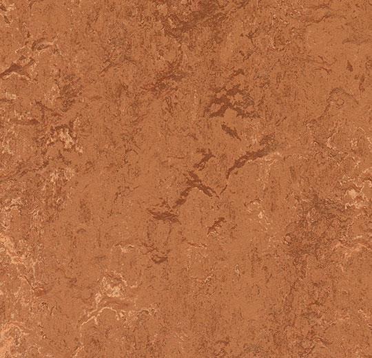 Натуральный линолеум 2767 rust (Forbo Marmoleum Real), м²