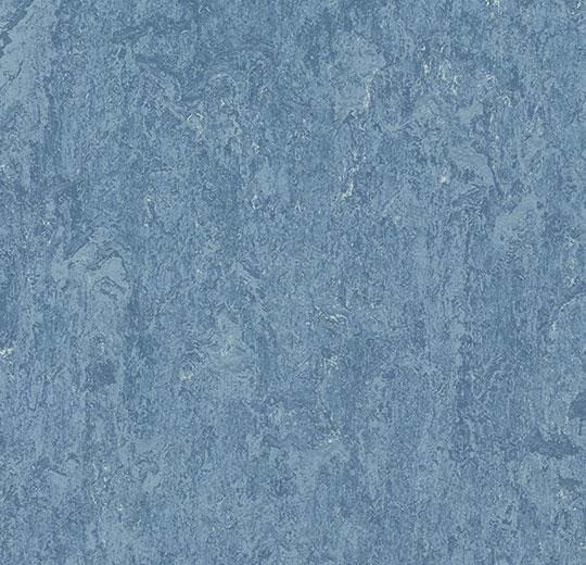 Натуральный линолеум 3055 fresco blue (Forbo Marmoleum Real), м²