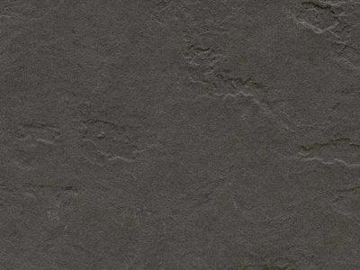 Натуральный линолеум e3707 Highland black (Forbo Marmoleum Slate), м²