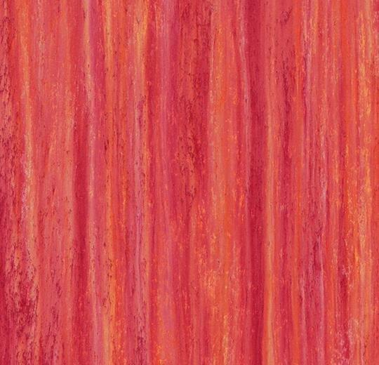 Натуральный линолеум 5242 red roses (Forbo Marmoleum Striato), м²