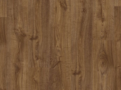 ПВХ-плитка Quick-Step Quick Step LIVYN Pulse Click PUCL 40090 Дуб осенний коричневый