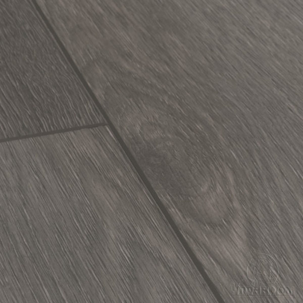 ПВХ-плитка Quick-Step Quick Step LIVYN Balance Rigid Click RBACL 40060 Дуб шелковый темно-серый